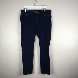 MICHAEL KORS Dark Wash Jeggings Skinny Jeans